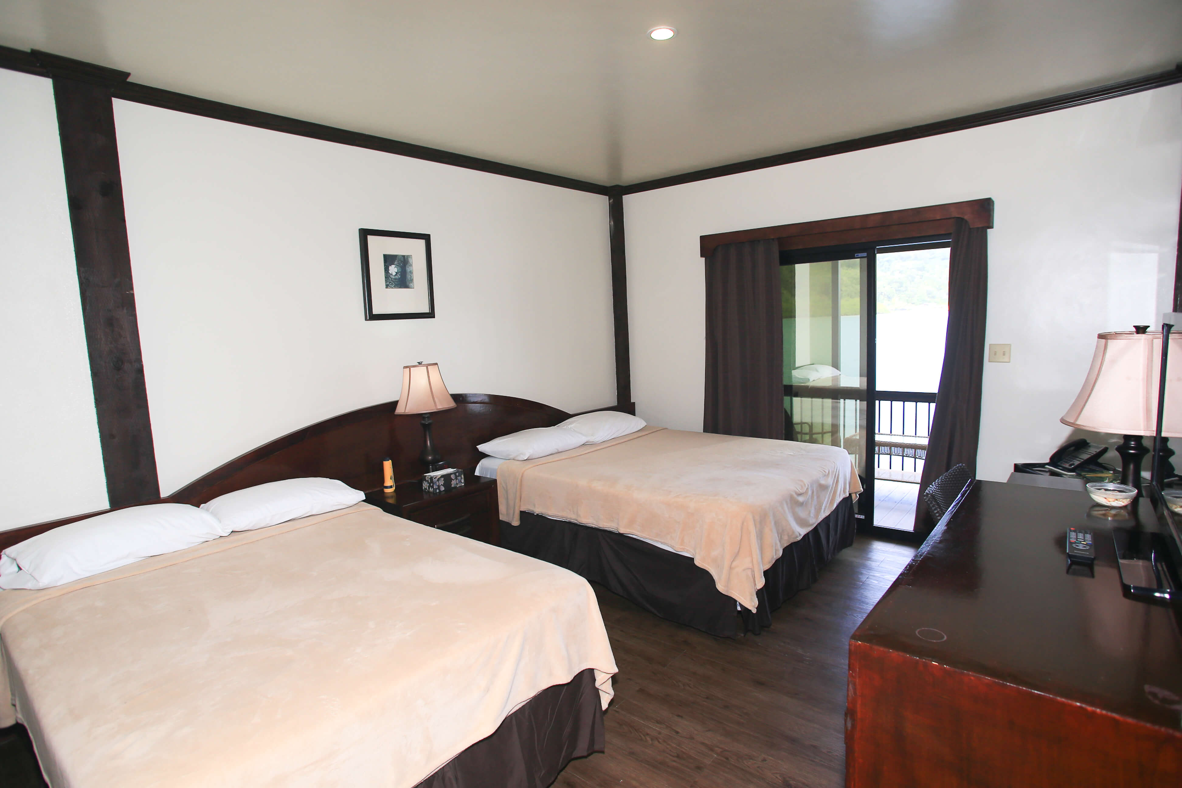 Room at Pohnpei Surf Club